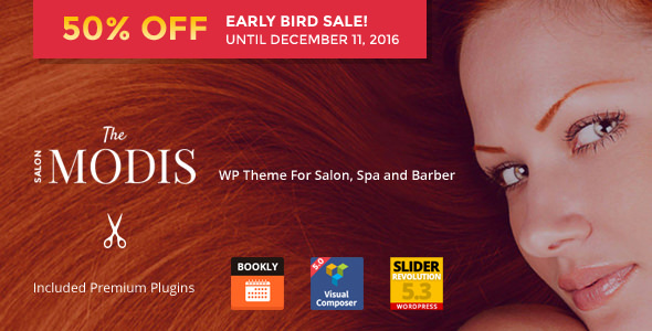 Top 10 Hair Salon WordPress Themes & Templates