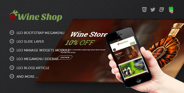 5 Best Wine Store PrestaShop Themes